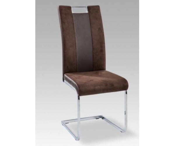 r5148 28 bari 1 braun esszimmerstuhl k chenstuhl stuhl schwingstuhl kunstleder esszimmerst hle. Black Bedroom Furniture Sets. Home Design Ideas