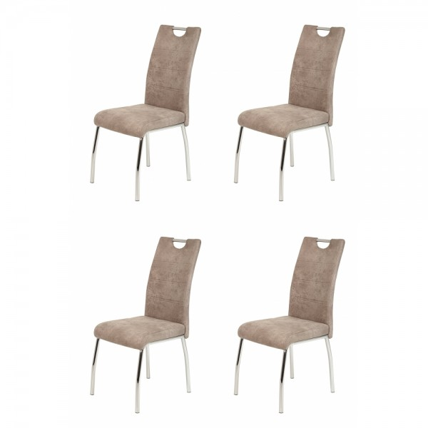 4er Set Esszimmerstuhl Kuechenstuhl Stuh #11975