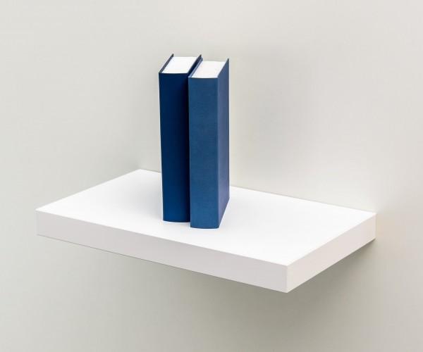 TEW Weiss 70 cm Wandregal Haengeregal Bu #4053