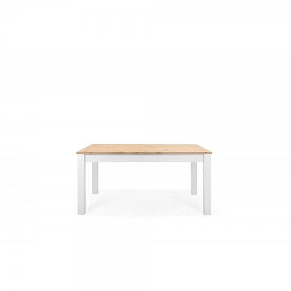 002850 BERGEN 50 Weiss / Artisan Eiche N #15383