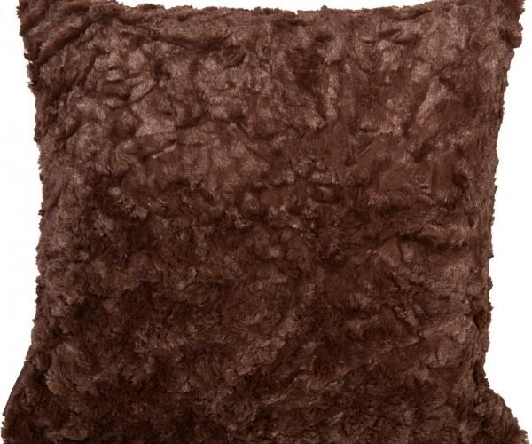 60145-600 Zottel / Fluffy braun 40 x 40 #1900