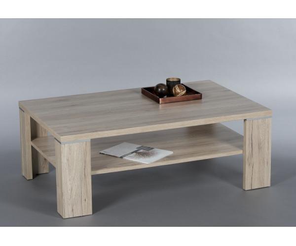 83 339 a4 osaka eiche sanremo hell dekor couchtisch beistelltisch tisch couchtische wohnen. Black Bedroom Furniture Sets. Home Design Ideas