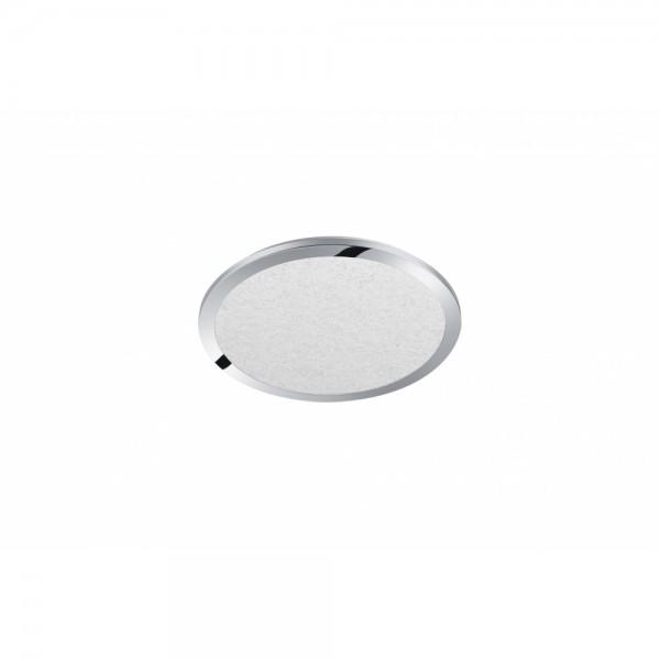 Deckenleuchte Deckenlampe Cesar chrom kr #15018