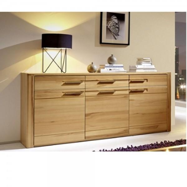 1205ff20 inkana sideboard kernbuche teilmassiv kommode highboard ca 188 cm breit kommoden. Black Bedroom Furniture Sets. Home Design Ideas