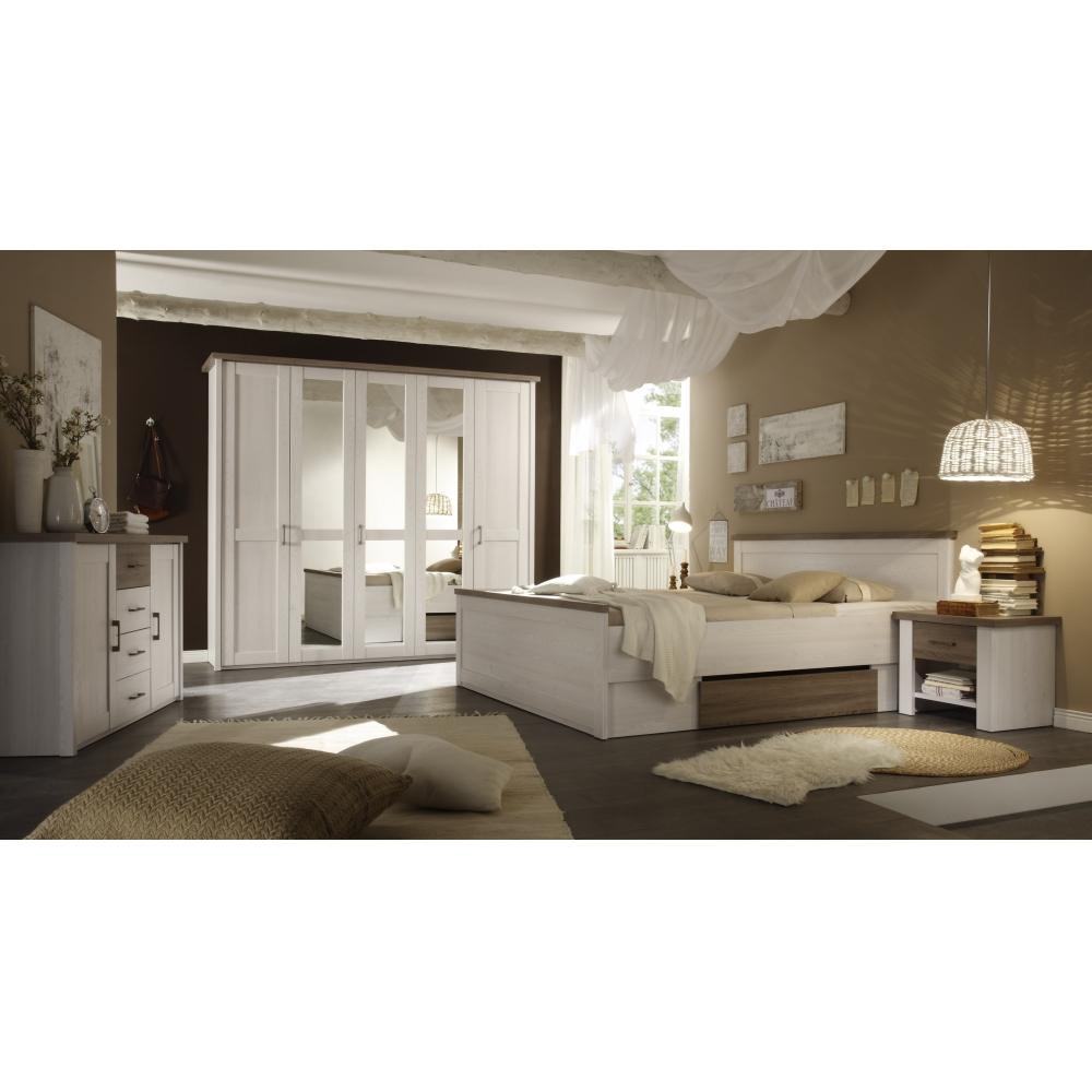 schlafzimmer set schlafen jugend bequem online. Black Bedroom Furniture Sets. Home Design Ideas