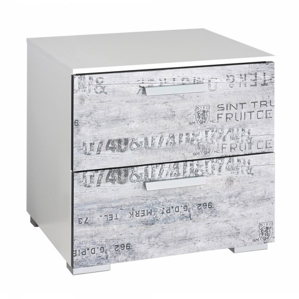 A0346.64A0 Sumatra weiss/Vintage grau Na #13192