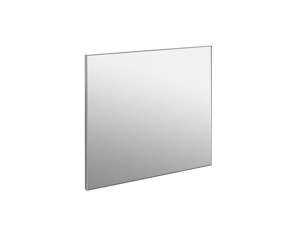 133495 spiegel mit kunststoffrahmen alufarbig spiegelpaneel badspiegel wandspiegel. Black Bedroom Furniture Sets. Home Design Ideas