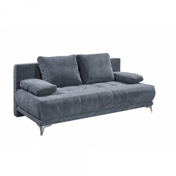 Schlafsofa Bettsofa Couch Sofa Funktionssofa Schlaffunktion Ca 203 Cm Jenny Grau Anthrazit