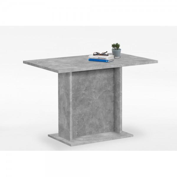 BANDOL III Beton grau Nb. Tisch Esszimmertisch Küc #10705