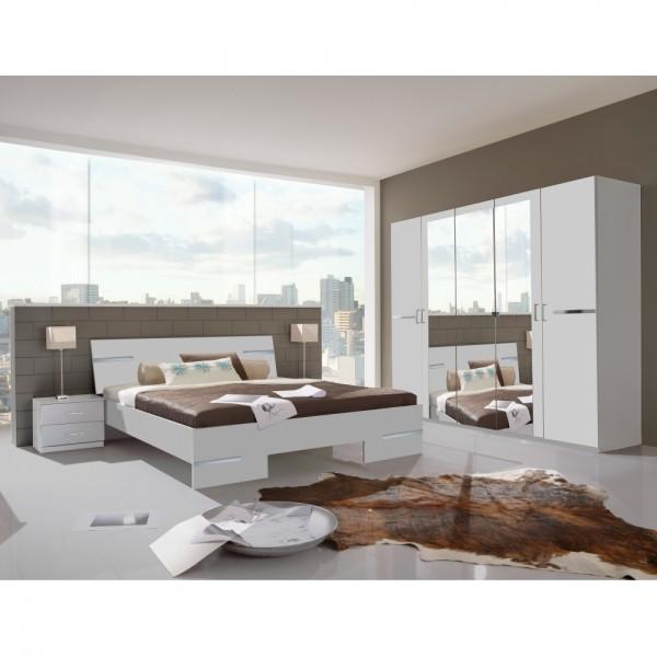 Schlafzimmer ANNA Weiss Schlafzimmer Gae #15590