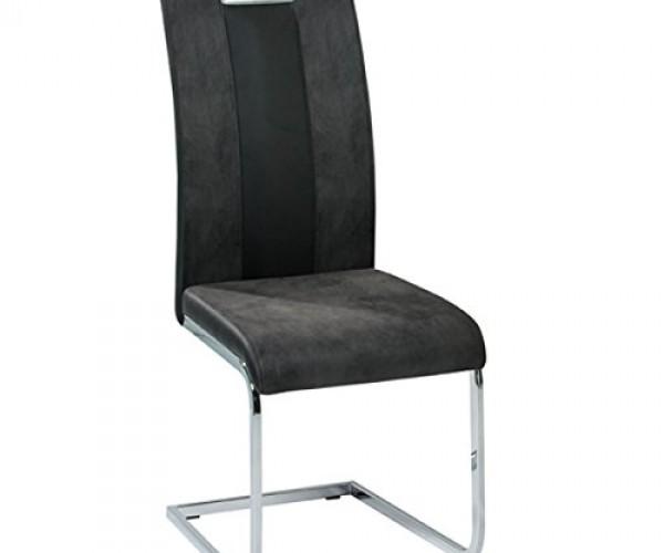 R5148-02 Bari 1 grau / schwarz Esszimmer #6598