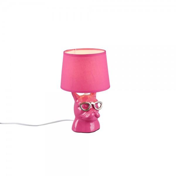 R50231093 Tischleuchte Dosy pink, pink 1 #16383