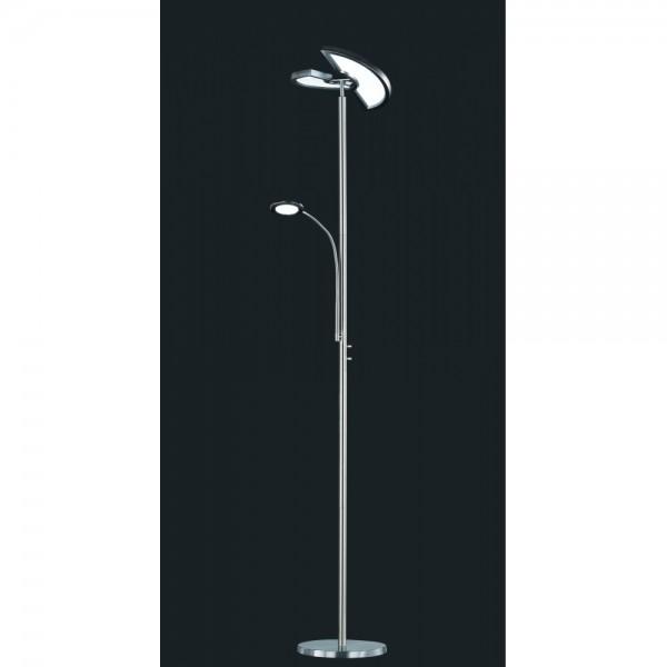 424910207 split led stehleuchte deckenfluter standleuchte dimmbar ca 180 cm stehlampen. Black Bedroom Furniture Sets. Home Design Ideas